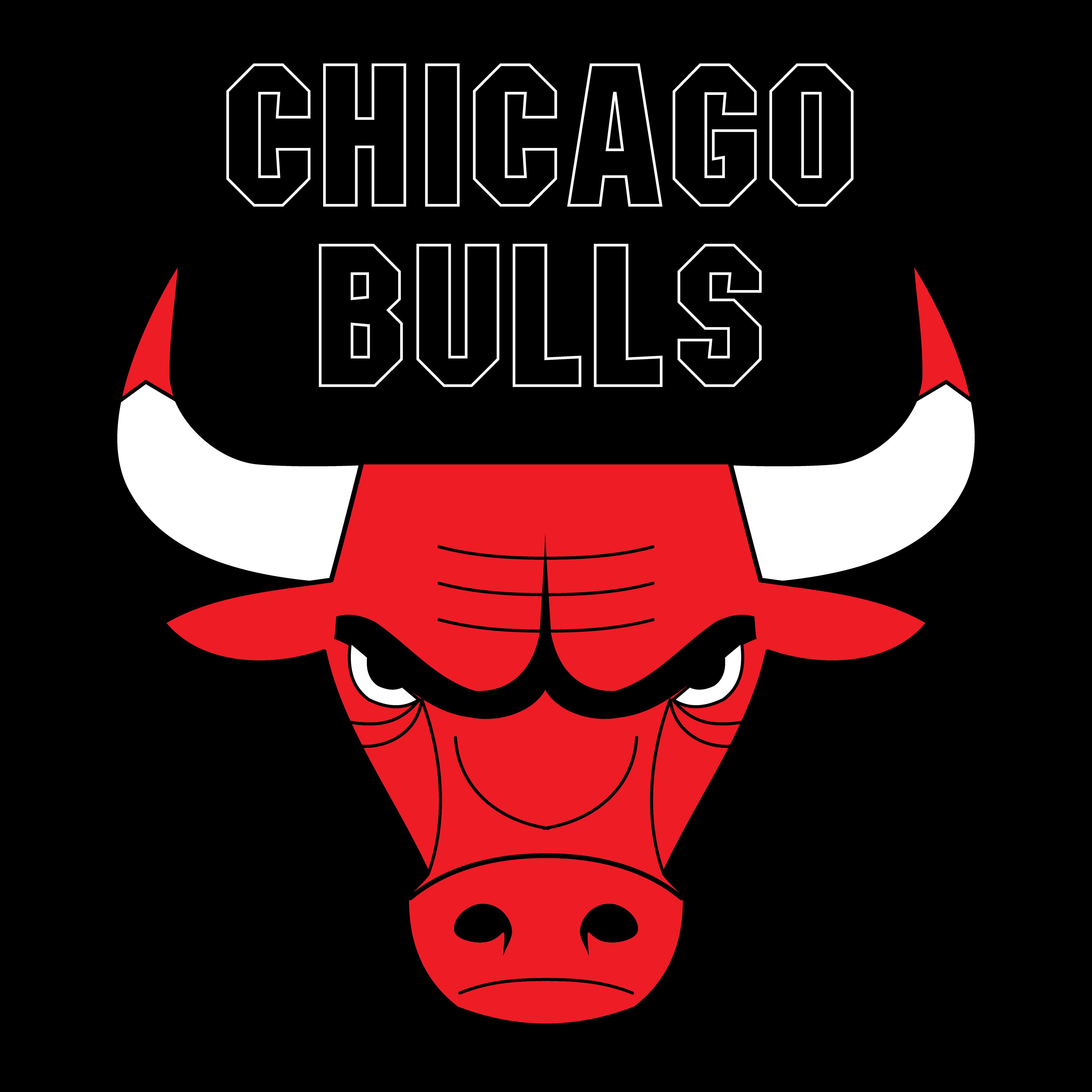 Logo Chicago Bulls Brasão em PNG - Logo de Times