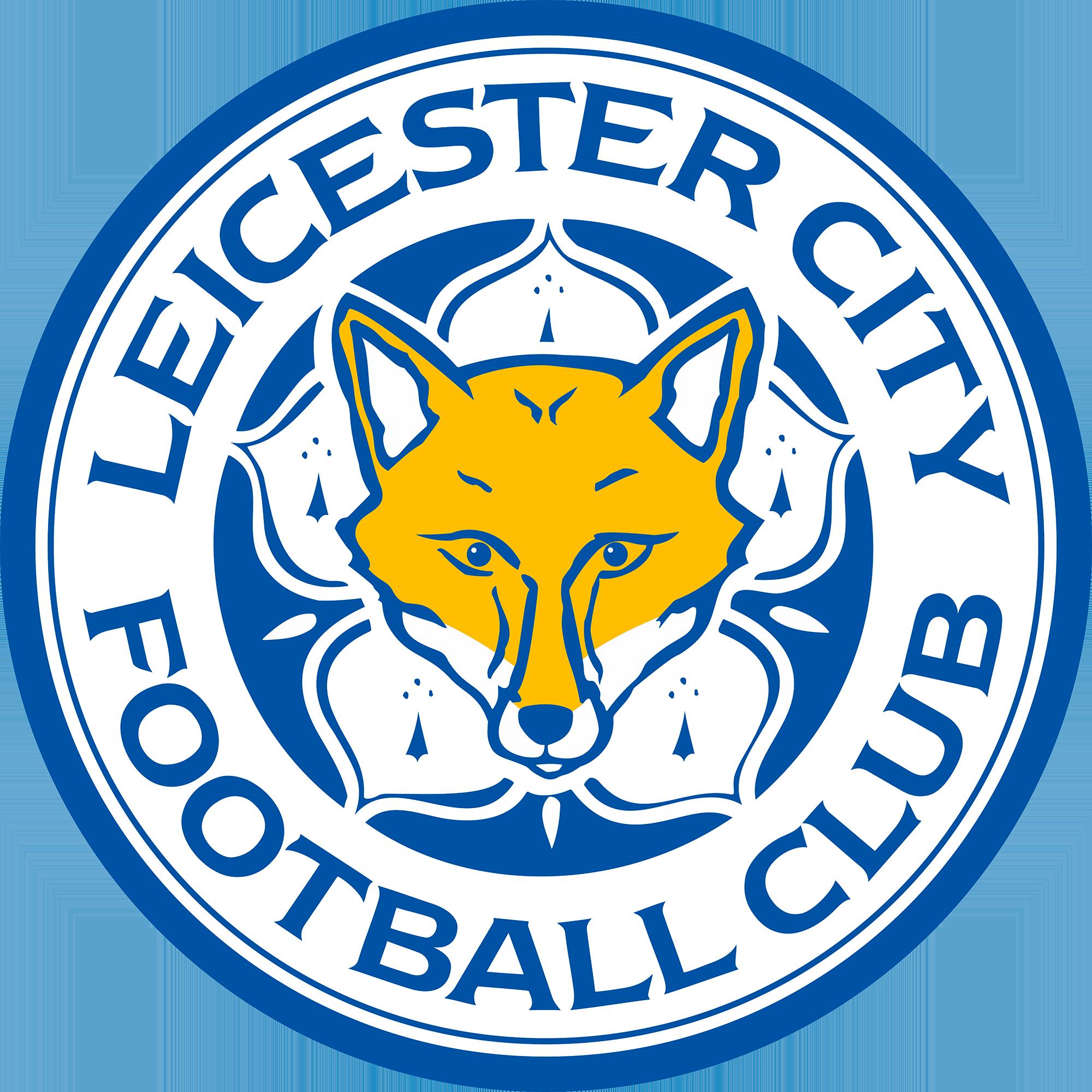 Logo Leicester City Brasão em PNG – Logo de Times
