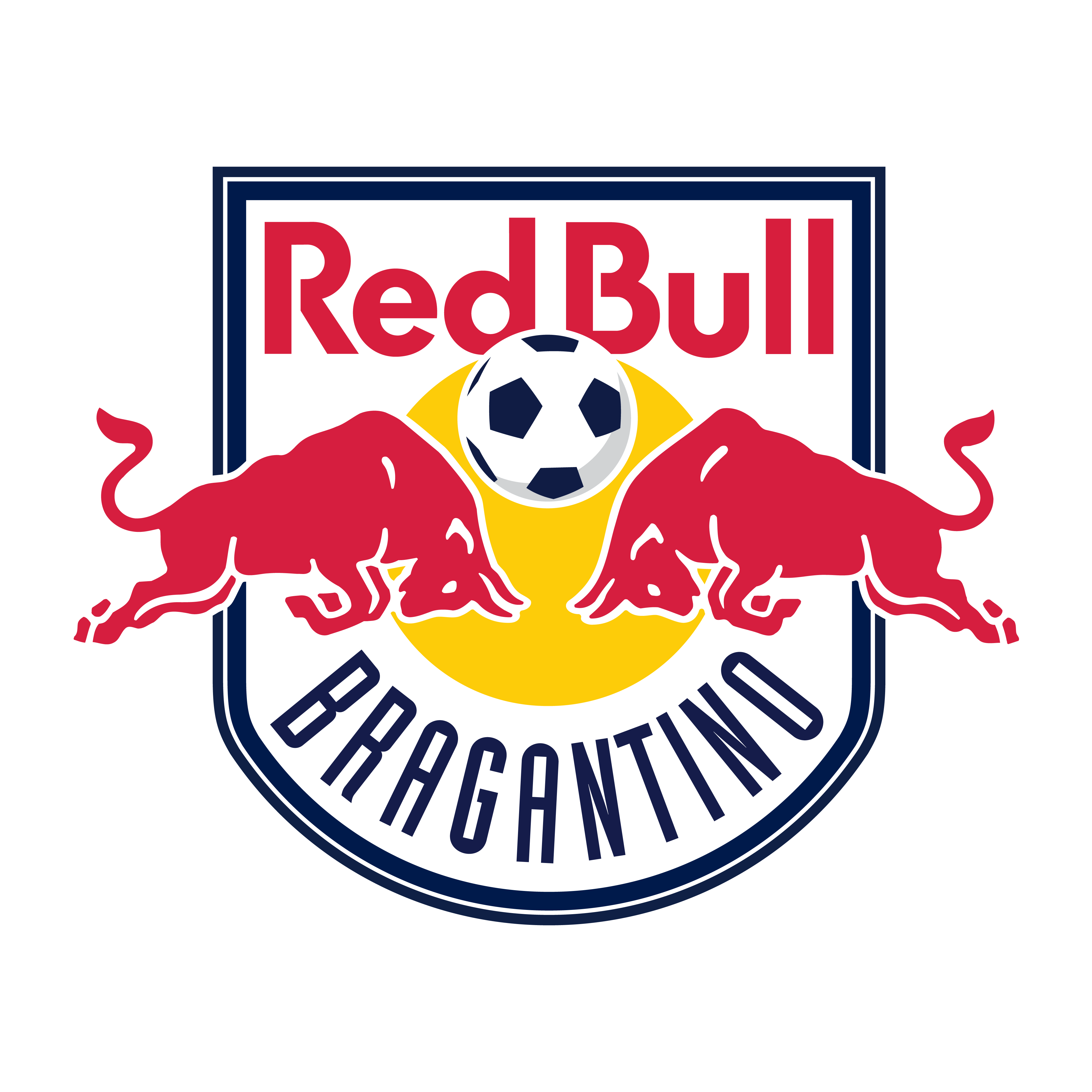 Escudo do Bragantino